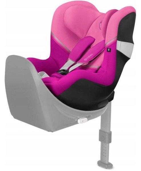 Cybex Sirona M2 I-size Magnolia Pink Bērnu autosēdeklis 0-18 kg