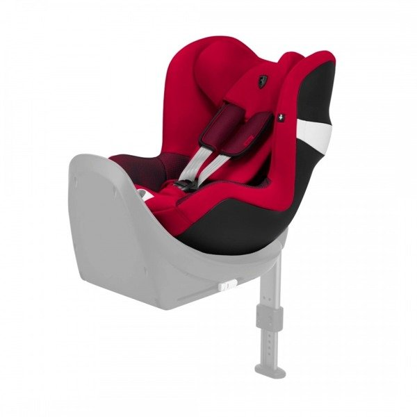 Cybex Sirona M2 I-size Racing Red - Ferrari Bērnu autosēdeklis 0-18 kg