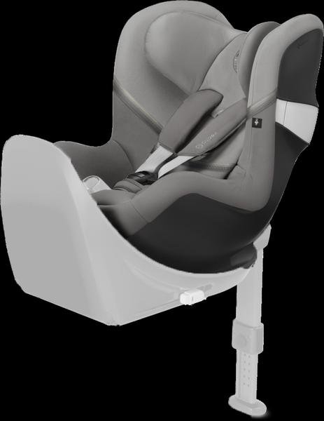 Cybex Sirona M2 I-size Soho Grey Bērnu autosēdeklis 0-18 kg