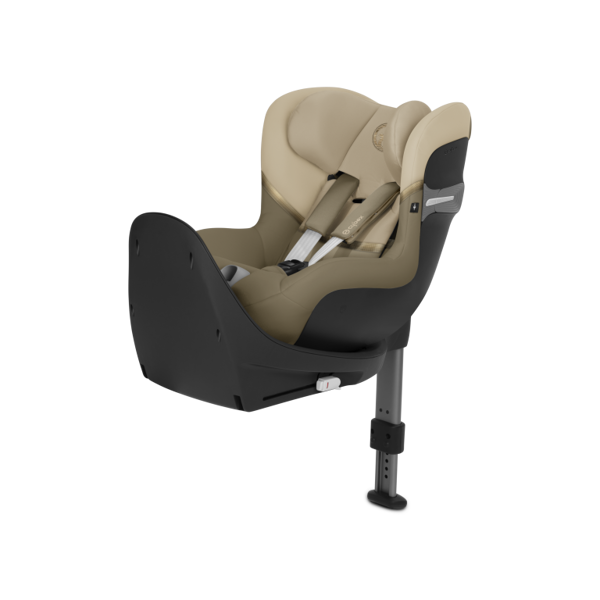 Cybex Sirona S I-Size Classic Beige Bērnu autosēdeklis 0-18 kg