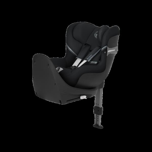 Cybex Sirona S I-Size Deep Black Bērnu autosēdeklis 0-18 kg