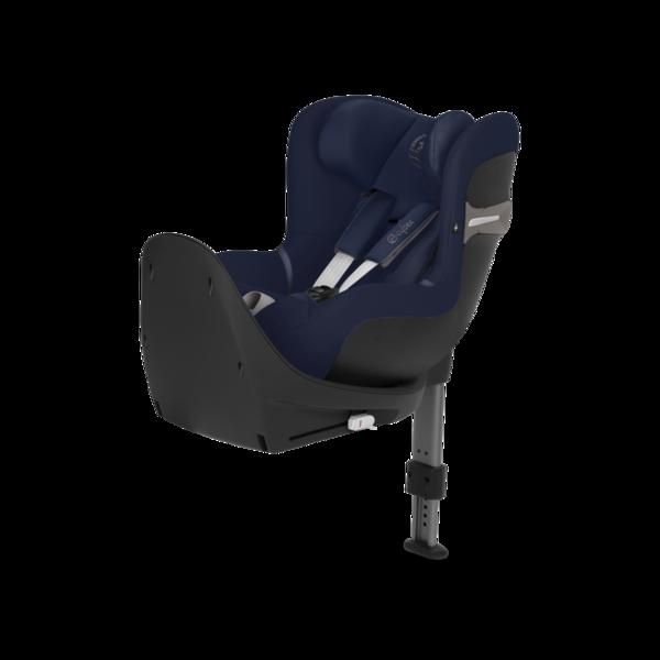Cybex Sirona S I-Size Denim Blue Bērnu autosēdeklis 0-18 kg