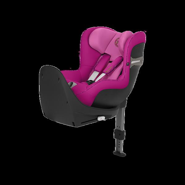 Cybex Sirona S I-Size Fancy Pink Bērnu autosēdeklis 0-18 kg