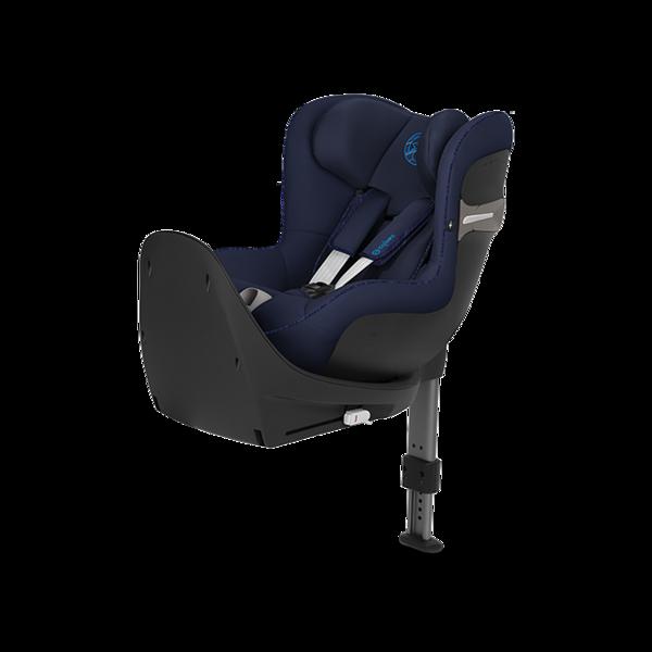 Cybex Sirona S I-Size Indigo Blue Bērnu autosēdeklis 0-18 kg