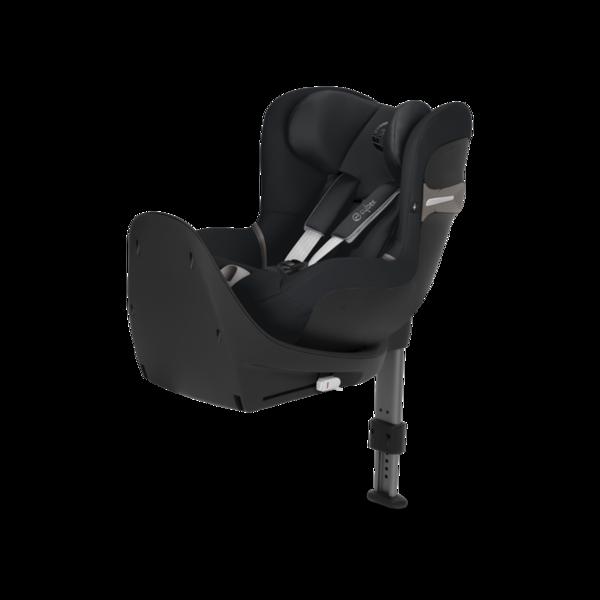 Cybex Sirona S I-Size Lavastone Black Bērnu autosēdeklis 0-18 kg