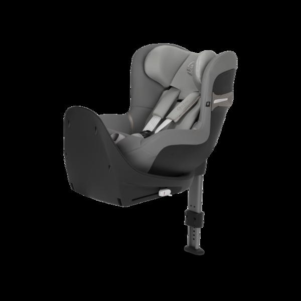 Cybex Sirona S I-Size Manhattan Grey Bērnu autosēdeklis 0-18 kg