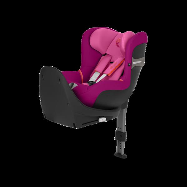 Cybex Sirona S I-Size Passion Pink Bērnu autosēdeklis 0-18 kg