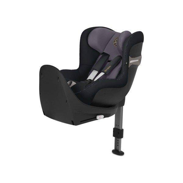 Cybex Sirona S I-Size Premium Black Bērnu autosēdeklis 0-18 kg