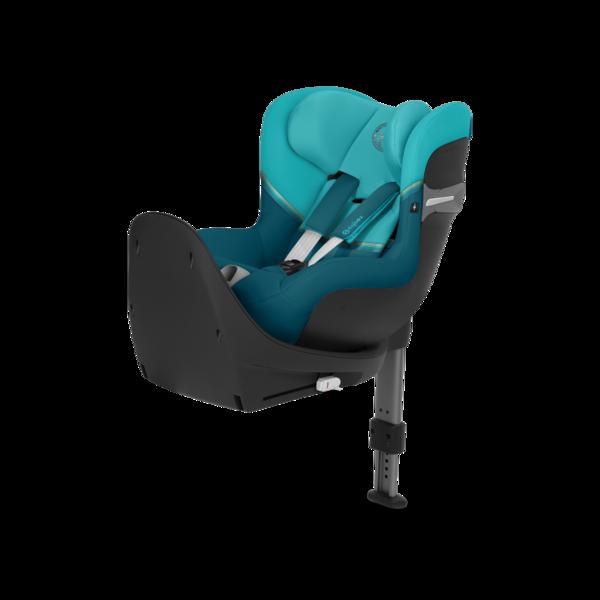 Cybex Sirona S I-Size River Blue Bērnu autosēdeklis 0-18 kg
