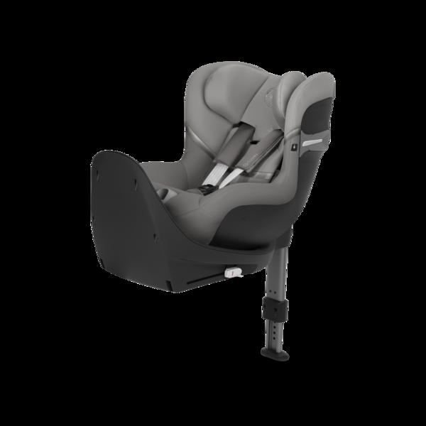 Cybex Sirona S I-Size Soho Grey Bērnu autosēdeklis 0-18 kg