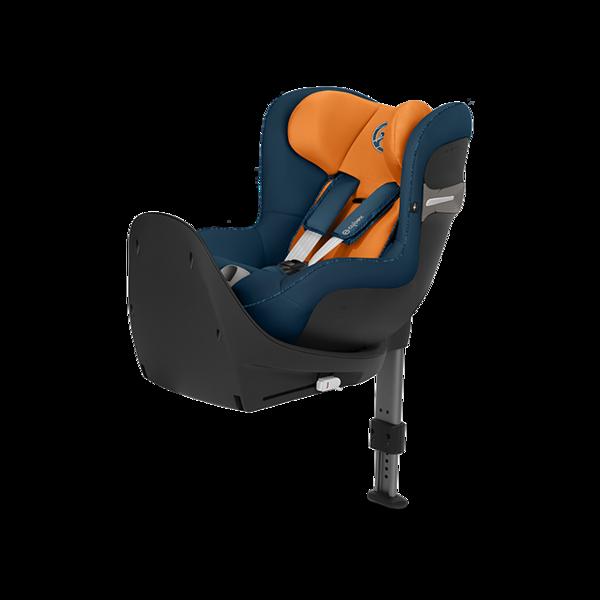 Cybex Sirona S I-Size Tropical Blue Bērnu autosēdeklis 0-18 kg