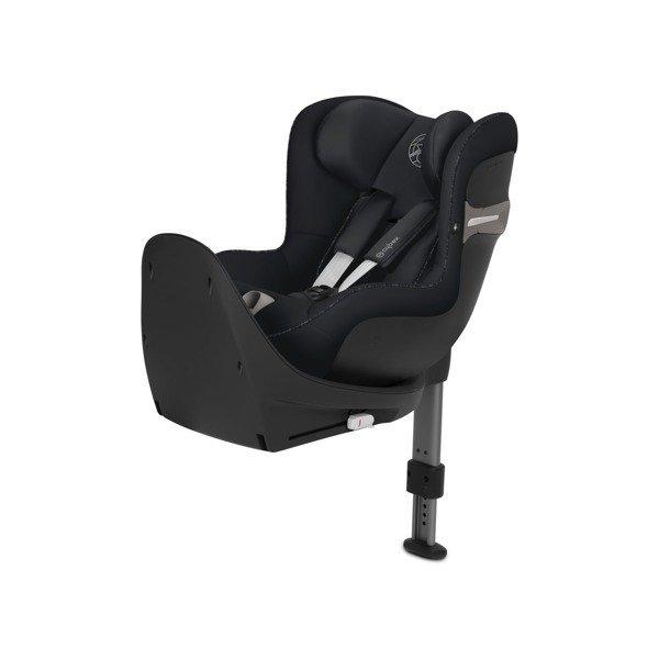 Cybex Sirona S I-Size Urban Black Bērnu autosēdeklis 0-18 kg