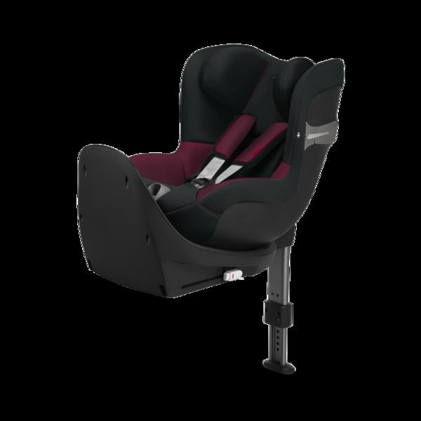 Cybex Sirona S I-Size Victory Black - Ferrari Bērnu autosēdeklis 0-18 kg