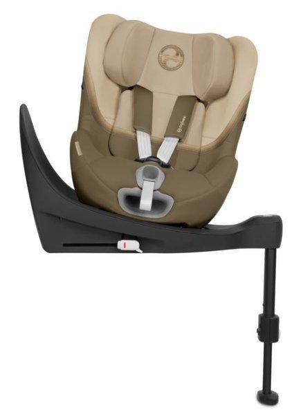 Cybex Sirona SX2 i-Size Classic Beige Bērnu autosēdeklis 0-18 kg