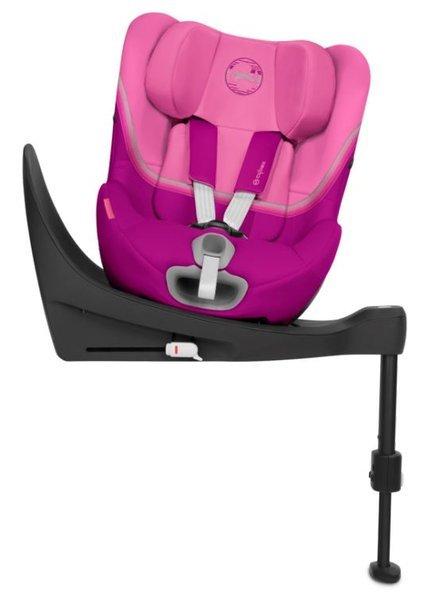 Cybex Sirona SX2 i-Size Magnolia Pink Bērnu autosēdeklis 0-18 kg
