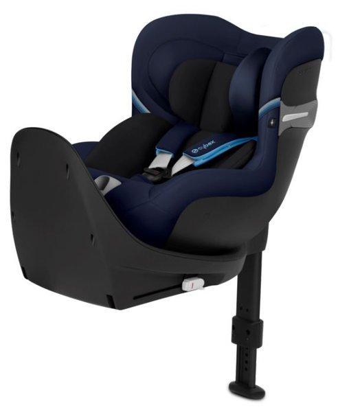 Cybex Sirona SX2 i-Size Navy Blue Bērnu autosēdeklis 0-18 kg