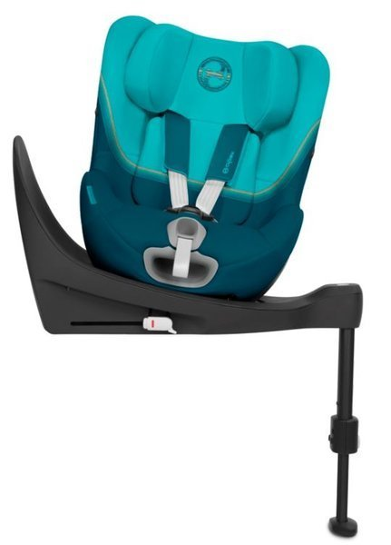 Cybex Sirona SX2 i-Size River Blue Bērnu autosēdeklis 0-18 kg