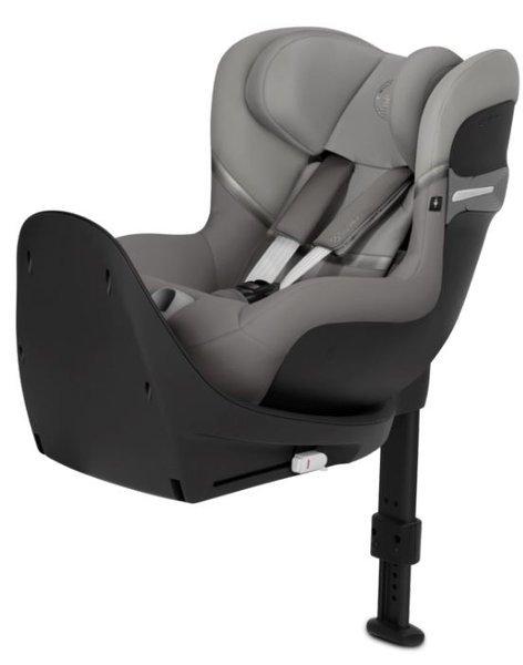 Cybex Sirona SX2 i-Size Soho Grey Bērnu autosēdeklis 0-18 kg
