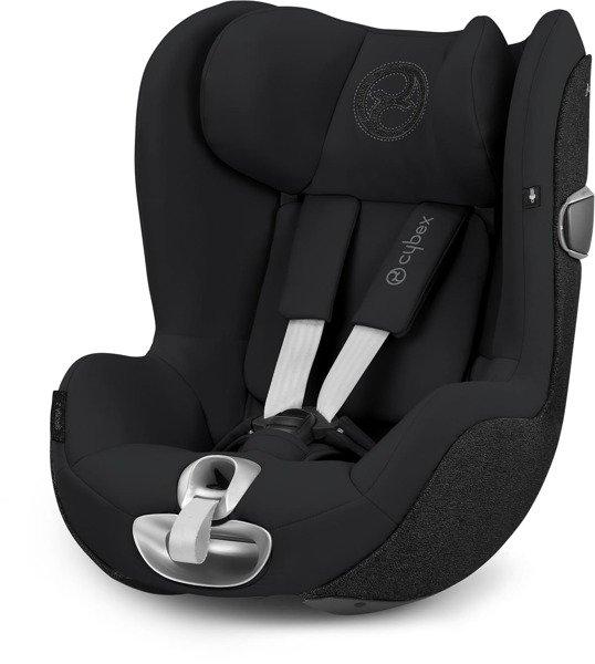 Cybex Sirona Z I-Size Deep Black Bērnu autosēdeklis 0-18 kg
