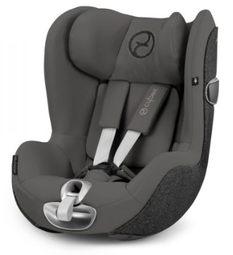 Cybex Sirona Z I-Size Manhattan Grey Bērnu autosēdeklis 0-18 kg