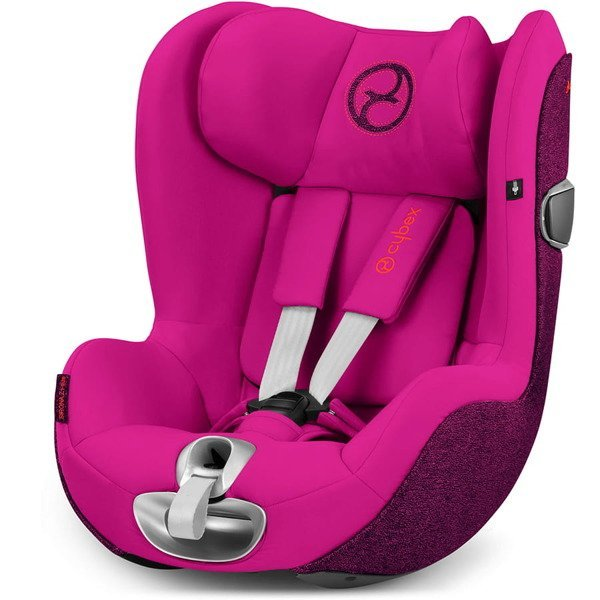 Cybex Sirona Z I-Size Passion Pink Bērnu autosēdeklis 0-18 kg