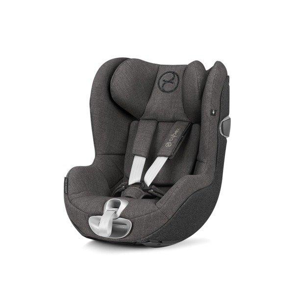 Cybex Sirona Z I-Size Plus Manhattan Grey Bērnu autosēdeklis 0-18 kg