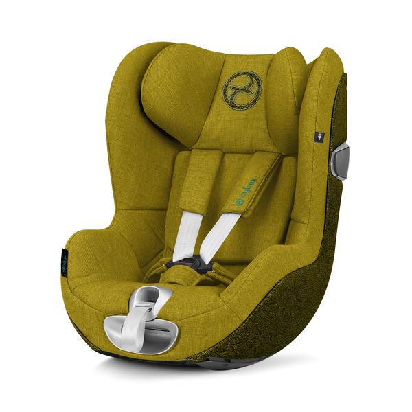 Cybex Sirona Z I-Size PLUS Mustard Yellow Bērnu autosēdeklis 0-18 kg