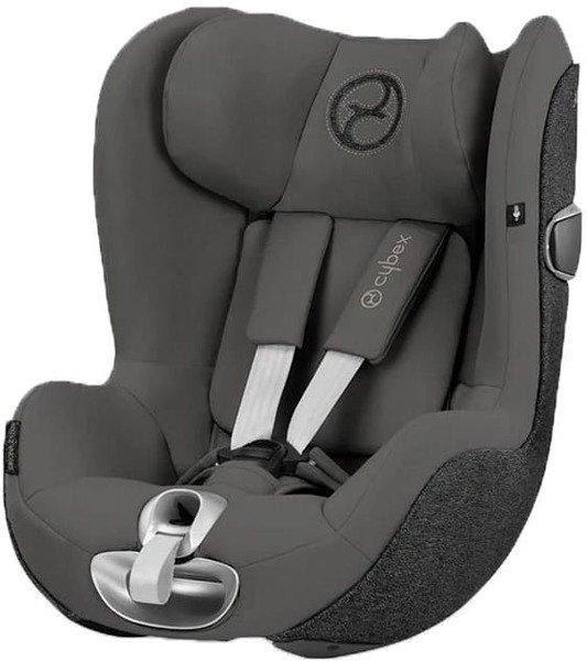 Cybex Sirona Z I-Size Soho Grey Bērnu autosēdeklis 0-18 kg