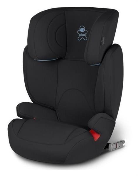 Cybex Solution 2-Fix Cozy Black Bērnu autosēdeklis 15-36 kg