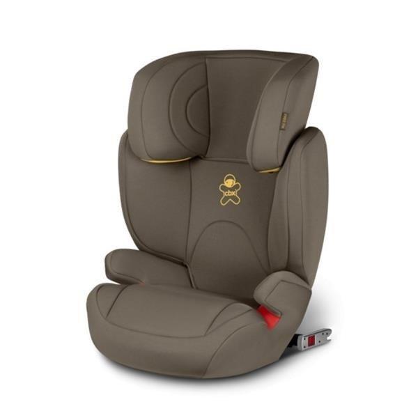 Cybex Solution 2-Fix Truffy Brown Bērnu autosēdeklis 15-36 kg