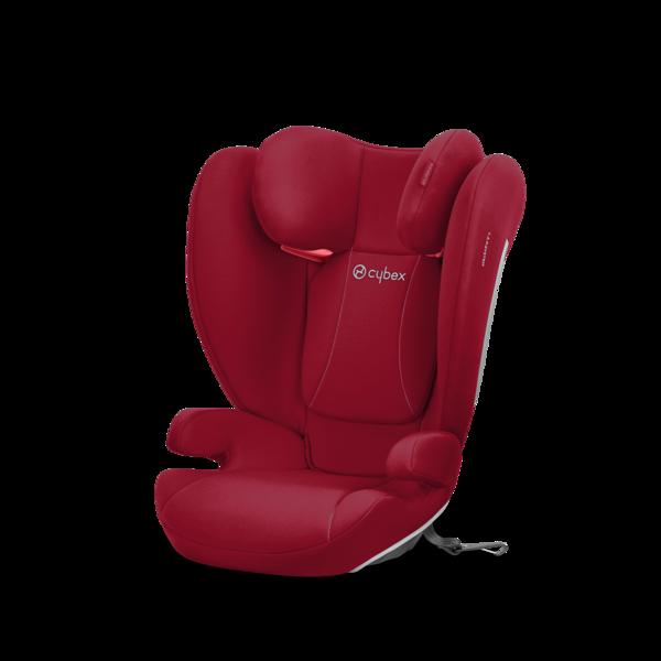Cybex Solution B-Fix Dynamic Red Bērnu autosēdeklis 15-36 kg
