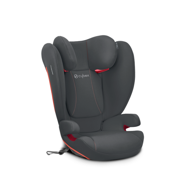 Cybex Solution B-Fix Steel Grey Bērnu autosēdeklis 15-36 kg