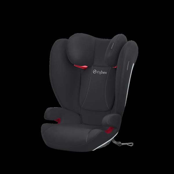 Cybex Solution B-Fix Volcano Black Bērnu autosēdeklis 15-36 kg