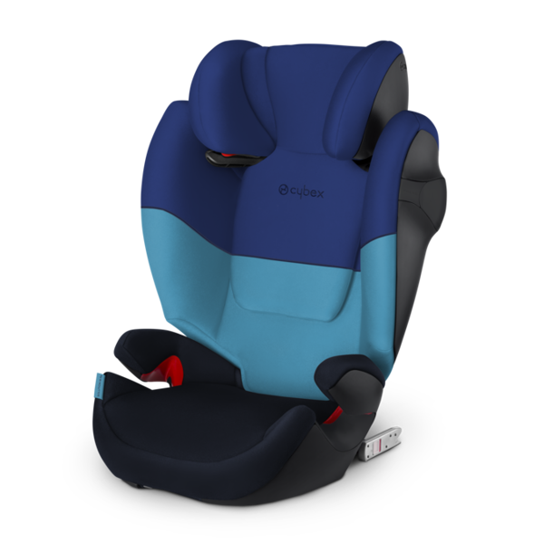 Cybex Solution M-Fix Blue Moon Bērnu autosēdeklis 15-36 kg