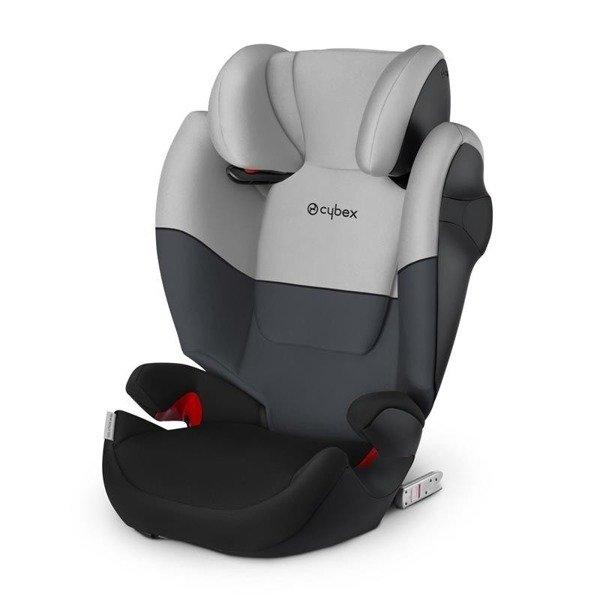 Cybex Solution M-Fix Cobblestone Bērnu autosēdeklis 15-36 kg