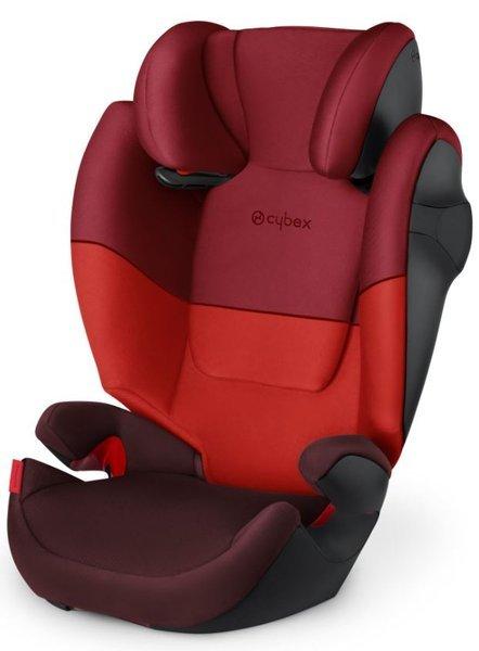 Cybex Solution M Rumba Red Bērnu autosēdeklis 15-36 kg