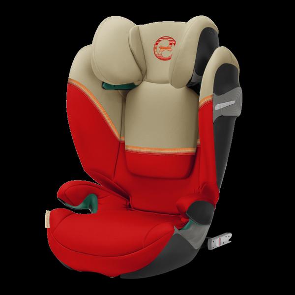 Cybex Solution S I-Fix Autumn Gold Bērnu autosēdeklis 15-36 kg