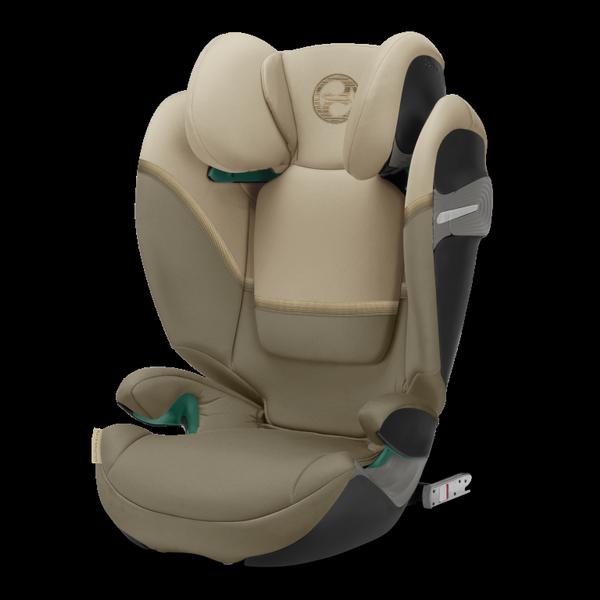 Cybex Solution S I-Fix Classic Beige Bērnu autosēdeklis 15-36 kg