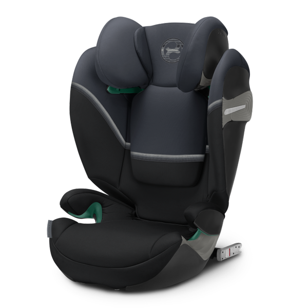 Cybex Solution S I-Fix Granite Black Bērnu autosēdeklis 15-36 kg