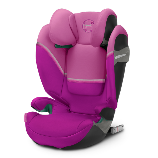 Cybex Solution S I-Fix Magnolia Pink Bērnu autosēdeklis 15-36 kg