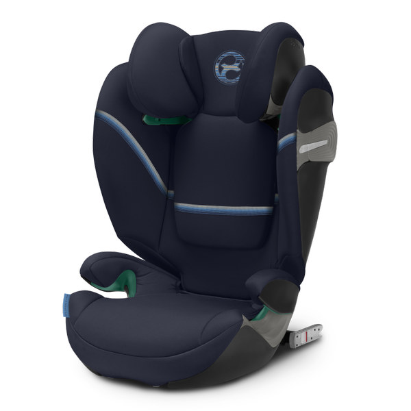 Cybex Solution S I-Fix Navy Blue Bērnu autosēdeklis 15-36 kg