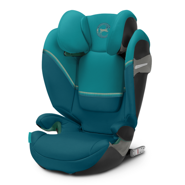 Cybex Solution S I-Fix River Blue Bērnu autosēdeklis 15-36 kg