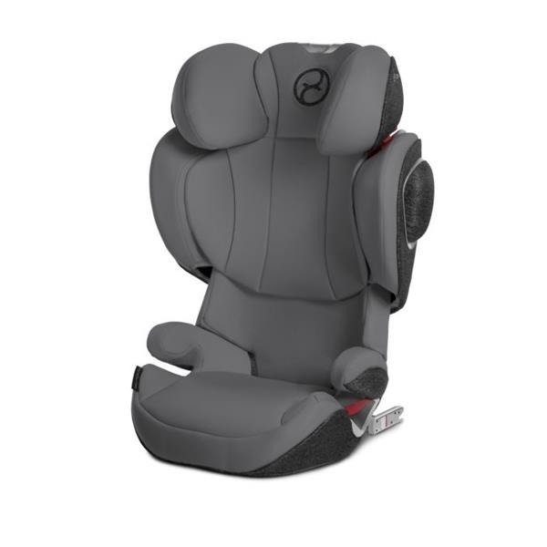 Cybex Solution Z-Fix Manhattan Grey Bērnu autosēdeklis 15-36 kg