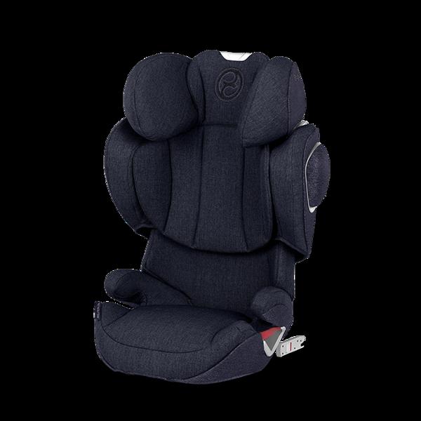 Cybex Solution Z-Fix Midnight Blue Plus Bērnu autosēdeklis 15-36 kg