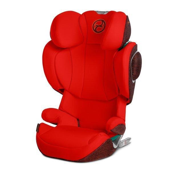 Cybex Solution Z I-Fix Autumn Gold Bērnu autosēdeklis 15-36 kg