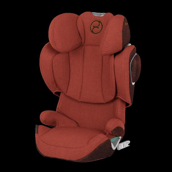 Cybex Solution Z I-Fix Autumn Gold Plus Bērnu autosēdeklis 15-36 kg