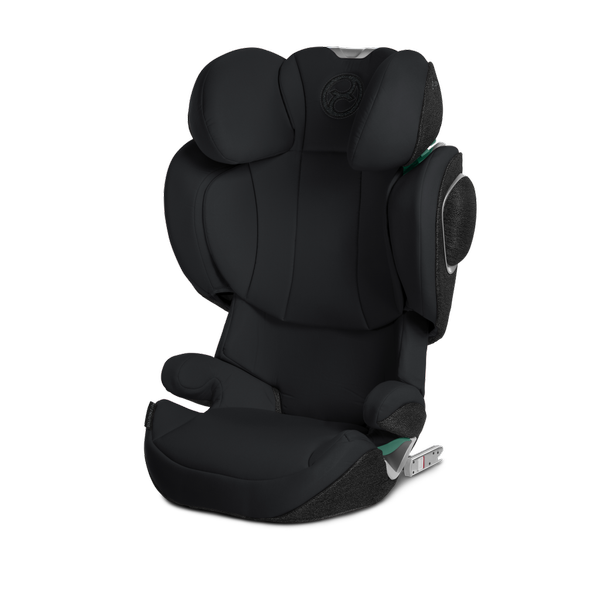 Cybex Solution Z I-Fix Deep Black Bērnu autosēdeklis 15-36 kg