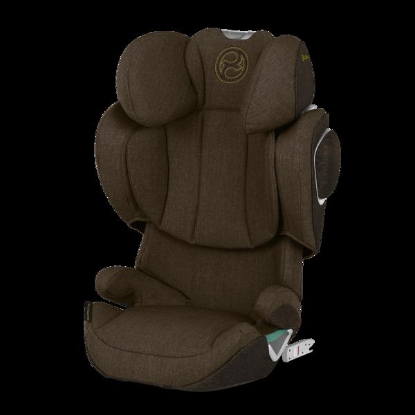 Cybex Solution Z I-Fix Khaki Green Plus Bērnu autosēdeklis 15-36 kg