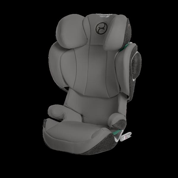 Cybex Solution Z I-Fix Soho Grey Bērnu autosēdeklis 15-36 kg