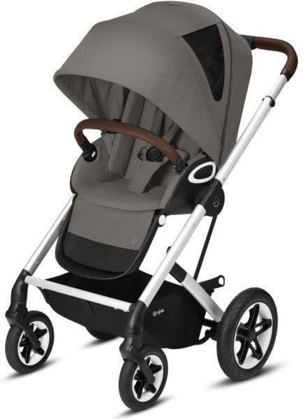 Cybex Talos S Lux Soho Grey Sporta rati